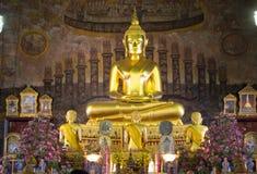 Buddha. The Buddha Shooting at Wat Thai Bangkok Thailand Royalty Free Stock Image