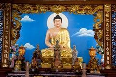 Buddha Shrine Royalty Free Stock Images
