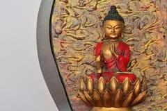 Buddha. Simbol of relax and meditatio Royalty Free Stock Images