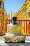 buddha sitting Arkivbild
