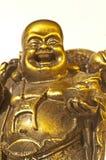 buddha skratt Arkivbild