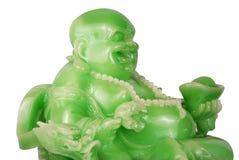 buddha skratta Royaltyfria Bilder
