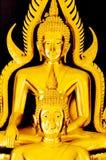 buddha skulptur Royaltyfri Fotografi