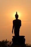 Buddha-Skulptur Lizenzfreie Stockbilder