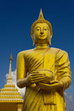 Buddha Sky Alms Stock Photography