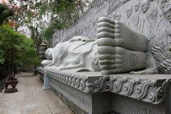 Buddha Sleep. Stock Image
