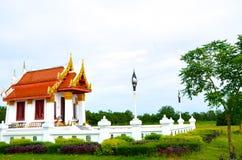 buddha slott Arkivfoto