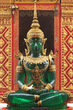 buddha smaragd royaltyfri foto