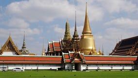 buddha smaragd Arkivbilder