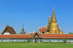 buddha smaragdtempel Royaltyfri Bild