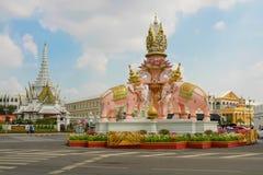 buddha smaragdtempel Arkivfoton