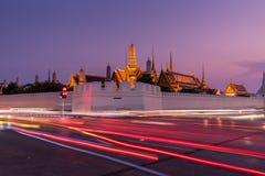 buddha smaragdtempel Royaltyfria Bilder