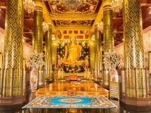 buddha som sihing Royaltyfri Foto