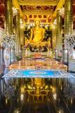 buddha som sihing Royaltyfria Foton