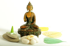 Buddha Spa Stock Photos