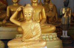 Buddha spettacolare Immagini Stock Libere da Diritti