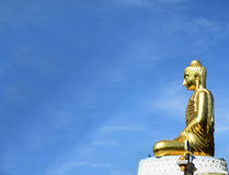 Buddha spiritual center Royalty Free Stock Images