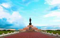 Buddha-Stand Stockfotografie