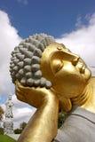 Buddha stand still Lizenzfreie Stockfotos