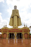 Buddha standing in  Myawaddy Province, Karen State, Myanma. Buddha in the Mon tribes in Myawaddy province, Karen State, Myanmar. This is only one Buddha ethnic Stock Photography