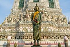 Buddha standing statue Royalty Free Stock Photo