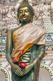 Buddha standing Royalty Free Stock Photography