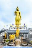 Buddha stante Fotografia Stock Libera da Diritti