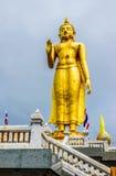 Buddha stante Fotografie Stock