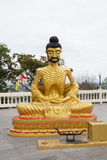 Buddha starving Royalty Free Stock Photography