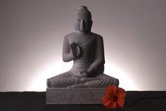 buddha statua Obrazy Royalty Free
