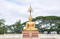 Buddha statua Zdjęcia Royalty Free