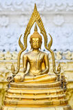 Buddha statua royalty ilustracja