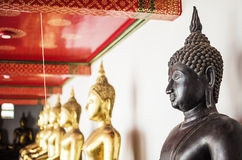 Buddha statua Zdjęcie Royalty Free