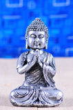 Buddha. Statua boy face hope Royalty Free Stock Photos