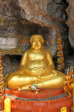 Buddha statua - Luang Prabang Laos Obraz Royalty Free