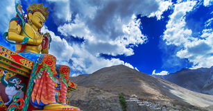 Buddha Statua Maitreya zdjęcie royalty free