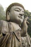Buddha statua na górze w Malezja obrazy royalty free