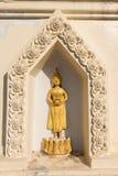 Buddha statua przy Wata zakazem Ma Obraz Royalty Free