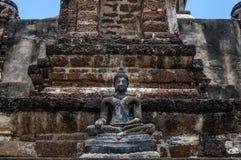 Buddha statua - Sukhothai Zdjęcia Royalty Free