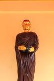 Buddha statua, Tajlandzki styl Zdjęcie Stock