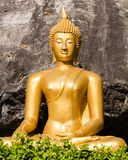 Buddha statua, Tajlandzki styl Zdjęcia Stock