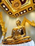 Buddha statua, Tajlandzki styl Zdjęcia Royalty Free