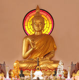buddha statua Thailand obrazy royalty free