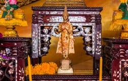 buddha statua Thailand Zdjęcia Royalty Free