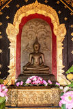Buddha statua w północny Tajlandia Zdjęcia Royalty Free
