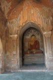 Buddha statua w Ywa Haung Gyi Fotografia Stock