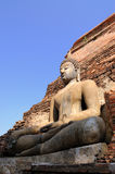 Buddha statue. This is  Buddha statue in Sukhothai,Thailand Royalty Free Stock Images