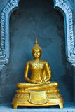 Buddha statue. In Thailand's temple Stock Photos