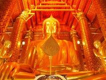 Buddha-Statue Stockfoto