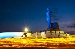 Buddha statue. Royalty Free Stock Photography